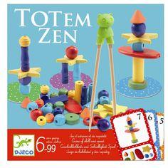 Djeco spil, Totem Zen