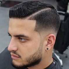The line up haircut, also known as the edge up or shapeup haircut, is more popular than ever as barbers show off their skills and designs. So what is a line up haircut? It's a type of haircut that requires straightening of the hairline. This means that, instead of a natural hairline, your barber uses …
