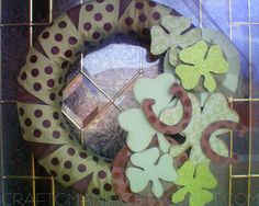 HELLO- CSI Project FANS- I am Jennie From CraftOManiac………. and I am thrilled Jen asked if I would like to Guest Post a St. Patricks Day Craft here on THE CSI PROJECT. WA-HOO! Well…