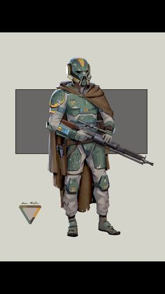 Star Wars character design