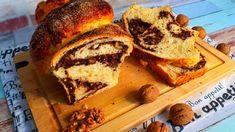 Cozonac cu nuca – Evelina's Food Sweet Bread, Banana Bread, Desserts, Pastel De Nata, Custard, Pastries, Rome, Tailgate Desserts, Deserts