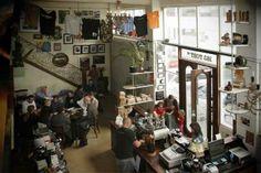 Havana Coffee Works, Wellington New Zealand