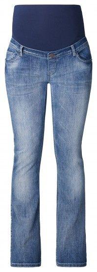 Tehotenské džínsy ESPRIT MATERNITY - modrá