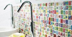 Bathroom Sink Materials not Bathroom Tile Jobs lest Bathroom Faucets San Jose Ca amid Bathroom Light Fixtures Mississauga Bathroom Splashback, Bathroom Faucets, Bathroom Mirrors, Floral Shower Curtains, Shower Curtain Sets, Bathroom Kids, Bathroom Colors, Colorful Bathroom, Family Bathroom
