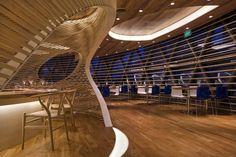 Nautilus Project Restaurant / Design Spirits   Design despace