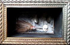 Assemblage: Lure Girl1 by bugatha1