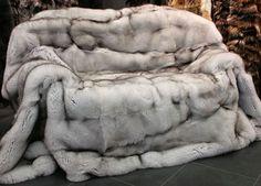 SAGA blue fox fur blanket - Natural fur blanket with very dense and soft hair. The fox fur blanket is handmade by our master furriers in Kiel. Fluffy Blankets, Fuzzy Blanket, Comfy Blankets, Couch Blanket, Faux Fur Bedding, Fur Comforter, Fox Fur Coat, Fur Coats, Fur Accessories