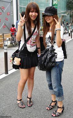 Fashions Asian Teen Street Fashion 35