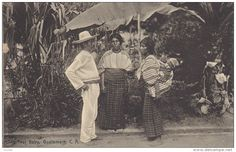 GUATEMALA , 00-10s ; Natives ; The First baby