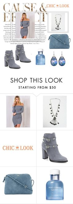 """""""@chiclookclo set"""" by sabypolivore ❤ liked on Polyvore featuring Envi, Valentino, The Row and Dolce&Gabbana"""
