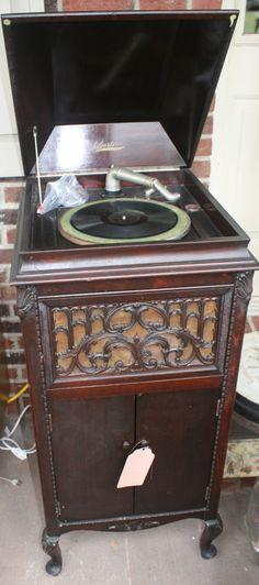 Vintage Silvertone Phonograph Record By Bluebirdcreekvintage