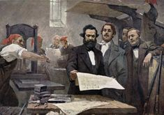Refuse to Cooperate: Karl Marx - Founder of Historical Materialism