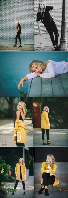 """Des Moines Senior Photos """"This is what being yourself looks like."""" [ Modern Senior Photos for today's generation. ]"""
