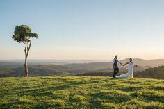 Jodie and Ryan's Maleny Manor wedding   .... maleny wedding photographer