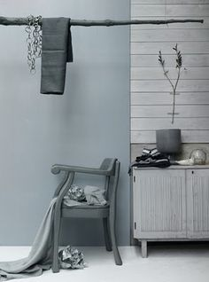 soft greys