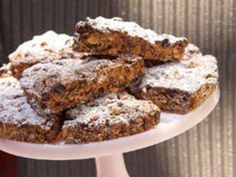 Dried Fruit and Nut Scones.
