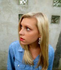 Short & Sweet Blog / red lip #shortsweetbeauty