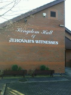 Cottingham Kingdom Hall UK. I'm hoping to visit the UK soon! My grandma lives their and I have other family there, as well.