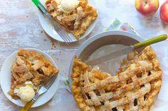 Apple Pie | King Arthur Flour: Vibrant apple flavor, laced with cinnamon in a flaky crust.