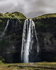 seljalandsfoss. iceland. - Processed with VSCO with a6 preset