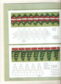 lots of ideas for crochet Christmas decorations- free patterns