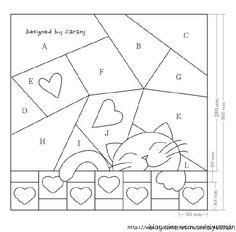 Ideas para el hogar: Almohada patchwork con solo retazos salen bellezas como esta