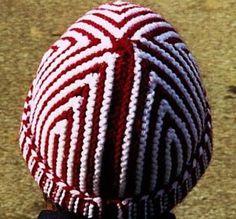 Free Knitting Pattern - Hats: Tychus Hat