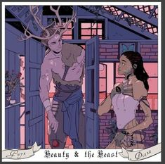 Gwyn & Diana - Beauty & the Beast
