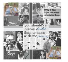 """""""❀ ▬ I'm gonna love ya until you hate me and I'm gonna show ya what's really crazy ♡"""" by ughbrunette ❤ liked on Polyvore featuring art and noregrets"""