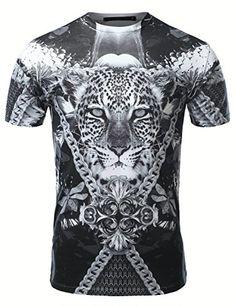 SMITHJAY Hipster Hip-Hop Black White Cheetah Face Graphic Print Tshirt LARGE SMITHJAY http://www.amazon.com/dp/B00LH5FFZM/ref=cm_sw_r_pi_dp_WTAXtb1CY20T6QGN