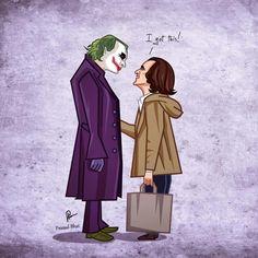 Joker® batman DC comics The beast Joker Film, Joker Batman, Joker And Harley, Joaquin Phoenix, Gotham City, Fotos Do Joker, Joker Poster, Joker Images, Heath Ledger Joker