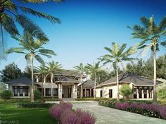 Best Properties on the Naples Market:  West Indies Style Homes