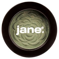 Jane Cosmetics Eye Shadow, Sweet Basil Shimmer, 288 Ounce. Sweet Basil is a golden green. Experiment and play with an array of shimmery shades. after all, Jane believes that confidence comes in many colors!. Made with rich pigments for intense color. Soft, luxurious texture feels smooth on skin. Embossed with Jane's signature blooms as a symbol to empower and inspire social good.
