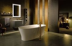 Discover ME by Philippe Starck: A Modern Design Collection for Duravit Philippe Starck, Duravit, Dream Bathrooms, Beautiful Bathrooms, Hotel Bathrooms, Luxury Bathrooms, Modern Bathroom Design, Modern House Design, Bathroom Collections