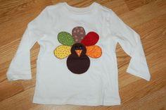 Infant Toddler Boys Thanksgiving