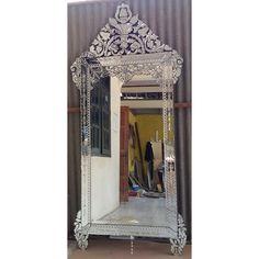 Tri Fold Venetian Mirror Wilda MG 017019 >> Venetian Mirror Manufacture Wholesale Size : 80 cm x 80 cm 100 cm x 100 cm Distressed Mirror, Vertical Or Horizontal, Venetian Mirrors, Oversized Mirror, Carving, Diy Decorating, Glass, Amen, Master Bedroom