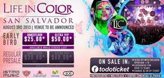 Life in Color @ El Salvador
