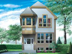 House Plan chp-31819 at COOLhouseplans.com