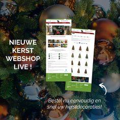 Onze vernieuwde WEBSHOP staat LIVE! Bestel nu eenvoudig en snel uw kerstdecoraties en ontvang 5% KORTING!   Zie link in bio!  #kerstdecoraties #kerstopkantoor #sfeerbeleving #kerstsfeer #webshop #ambius