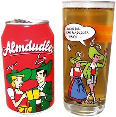 Most typical Austrian limonade: Almdudler It tastes a bit of herbs and we love to drink it on a mountain cottage after a hike.
