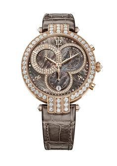 Harry Winston Premier Chronograph 40mm for women