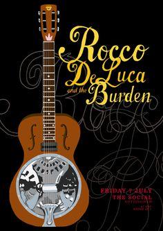 Rocco De Luca & The Burden