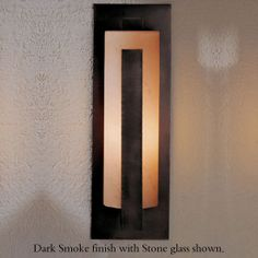 Hubbardton Forge 30-7286 Forged Vertical Bar Outdoor Medium Sconce - hub-30-7286