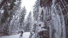 Der Winter hat sich diese Woche noch mal zurück gemeldet. Hoffentlich zum letzten Mal bis zum nächsten Winter... @2radwanderer - Slightly annoyed but unimpressed by winters comeback. . . #enduro #mountainbike #trek #offseason #mtb #singletrail #outdoor #plantpoweredathlete #igersmtb #mtbnation #mtblife #feelthealps #enduromtb #MountainBiking #mtblove #instamtb #goprooftheday #lifebehindbars #alps #downhill #icicle #wintercomeback #mtbswitzerland