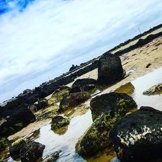 From the rocks   #river #bluff #tideout #walk #nature  #aguideto #aguidetobarwonheads #smallbusiness #shoplocal #livelovelocal #instagood #photography #ocean #beach #surf #fun #amazing #art  #barwonheads #oceangrove #bellarine #bellarinepeninsula #gtown #geelong #visitvictoria #tourismgeelong #australia #seeaustralia by a_guide_to_barwonheads http://ift.tt/1JO3Y6G