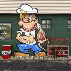 Tagged with art, graffiti, street art, staff picks; Street Artist in NYC On The Loose 3d Street Art, Amazing Street Art, Street Art Graffiti, Street Artists, Graffiti Artists, Amazing Art, New York Graffiti, Art Du Monde, Nyc Subway