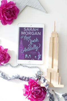ARC Review – New York, Actually (From Manhattan with Love #4) by Sarah Morgan