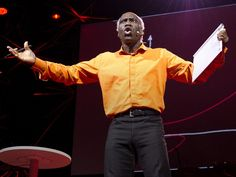 This is Eddie Obeng presenting on change at  a TED conference. It's very applicable to the symbolic frame.