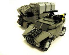 """LEGO NATO """"Satyr"""" LRV"""