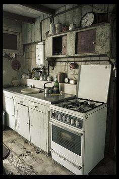 lost places kitchen - Google-Suche
